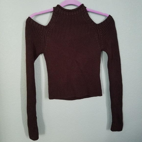 Forever 21 Sweaters - NEW Open shoulder sweater
